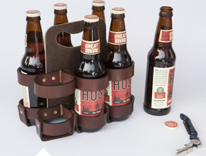 Leather 6-Pack