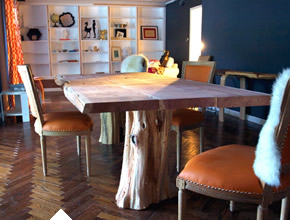 Whitworth Dining Table
