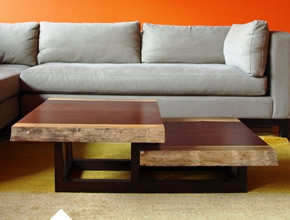 Two-Tier Coffee Table