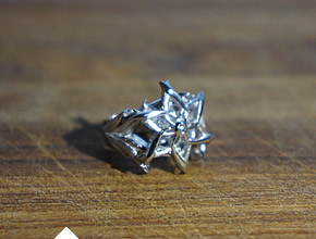 Lord of the Rings Inspired Galadriel Ring